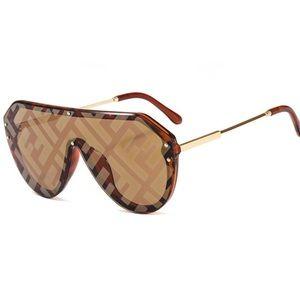 NEW! Oversized Summer Sunglasses